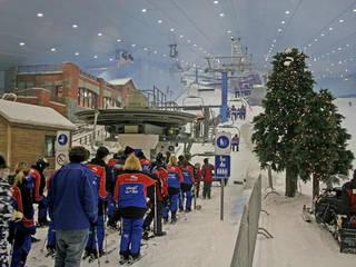 Ski Dubai © Ski Dubai