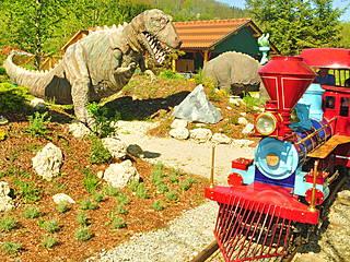 Die Dinos sind los! © Fantasiana Erlebnispark Strasswalchen